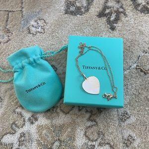 ❌SOLD❌ Tiffany & Co. Retired Heart Pendant